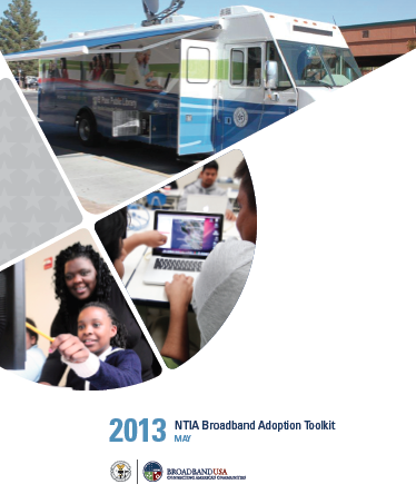 Owned by: NTIA 2013 Broadband ToolKit