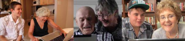Cyber Seniors 3 pics