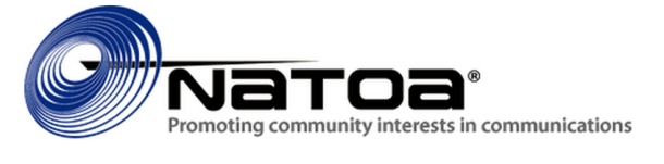 ational Association of Telecommunications Officers and Advisors (NATOA) logo