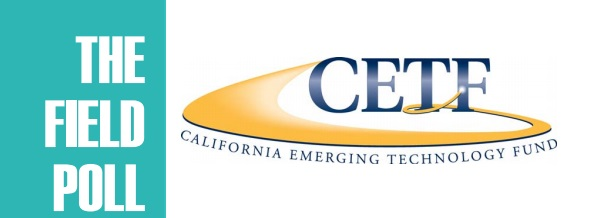 CETF & The Field Poll Logo
